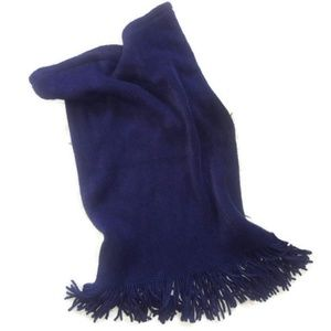 Layers By Lizden Pullover Fringed Scarf